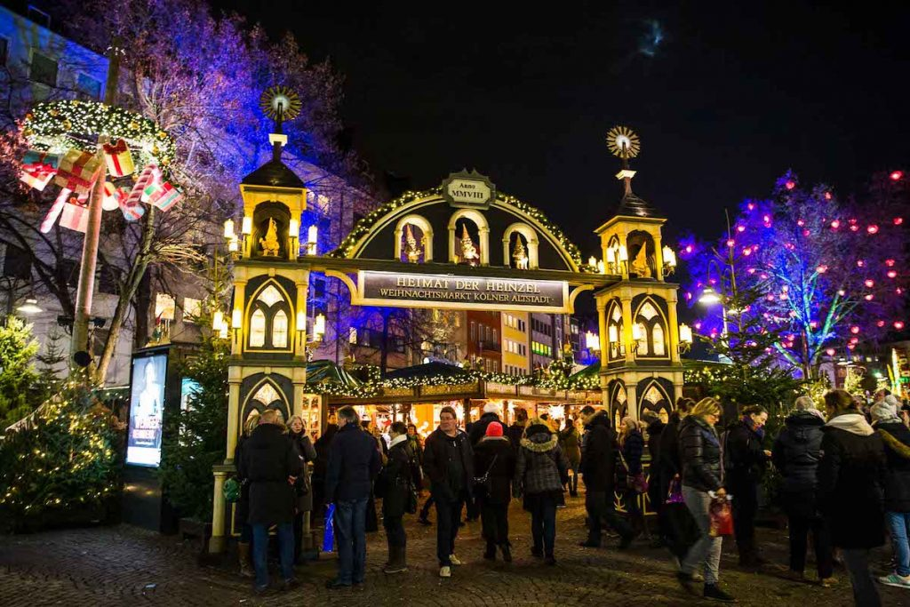 Christmas Markets - Cologne