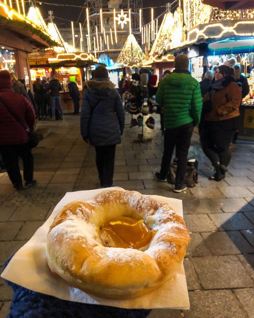 Christmas Markets - Bauernkrapfen