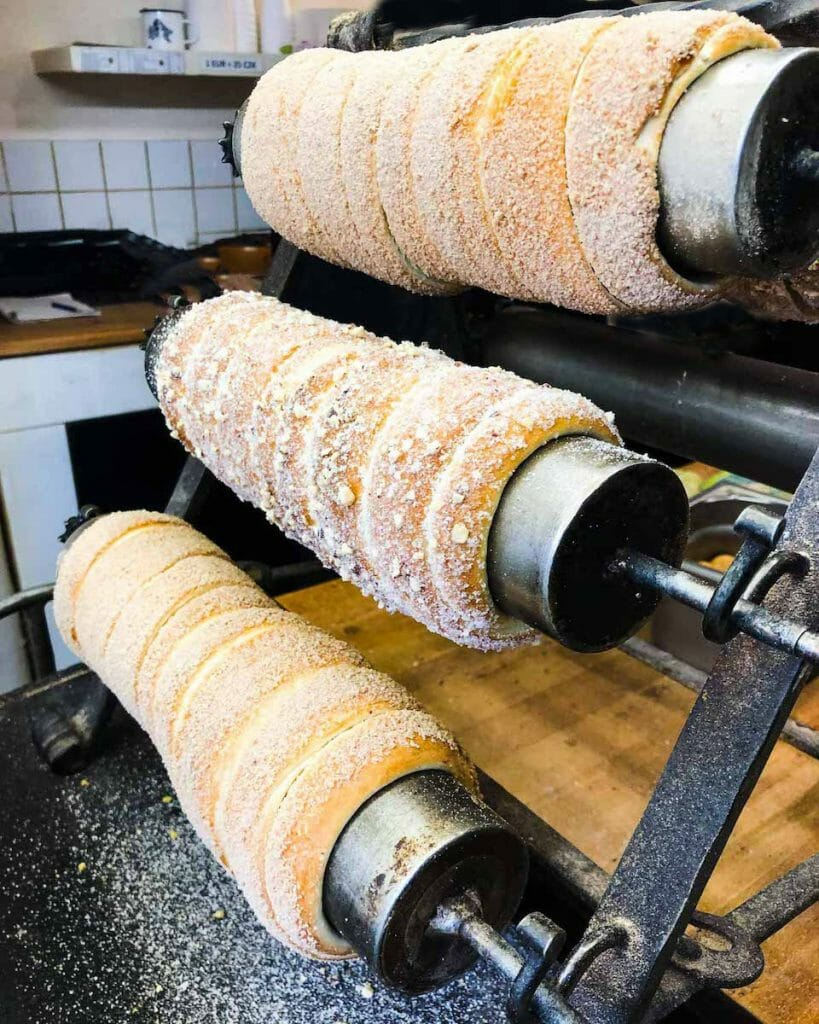 Christmas Markets - Trdelnik