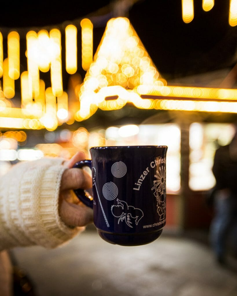 Christmas Markets - Christmas Mugs