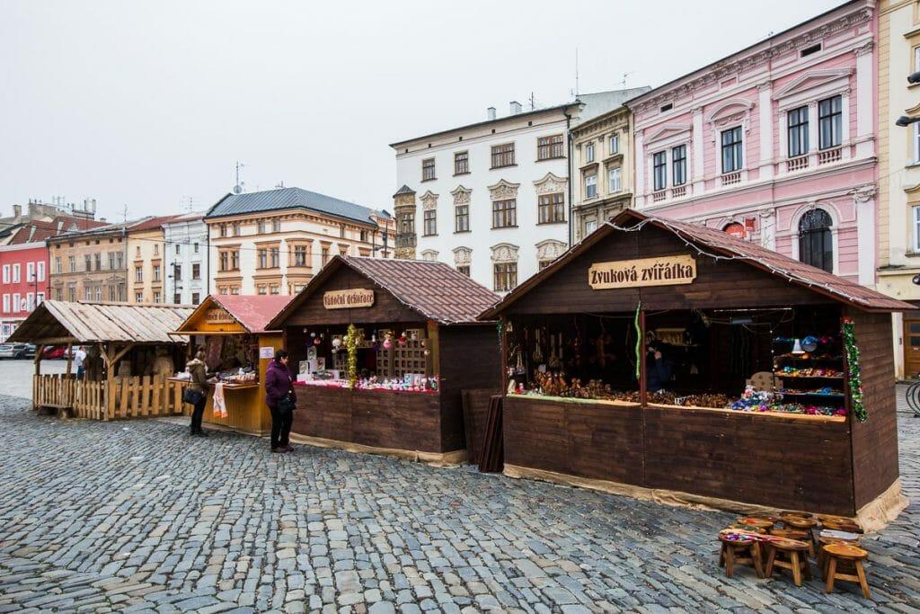 Christmas Markets - Olomouc