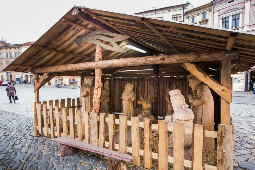 Christmas Markets - Nativity