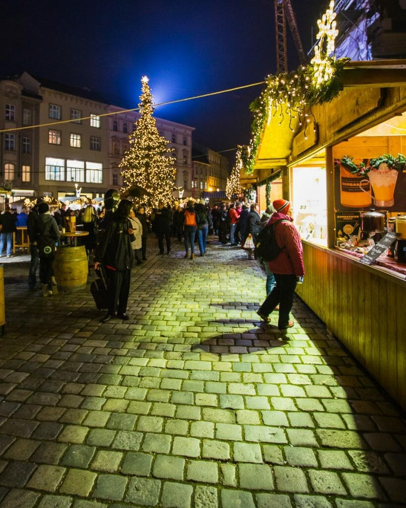 Christmas Markets - Bnro