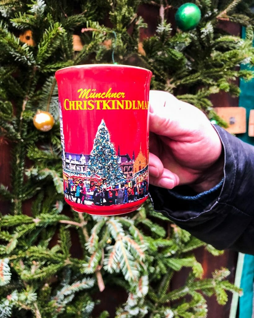 Christmas Markets - Christmas Mug