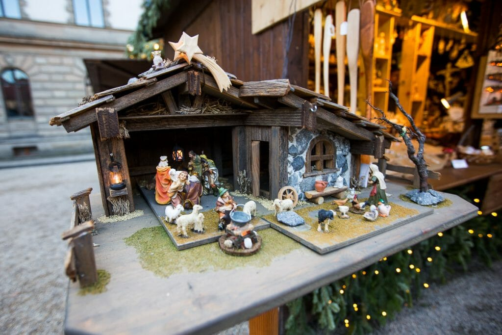 Christmas Markets - Nativity