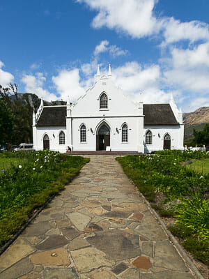 South Africa - Cape Winelands - Travel Guide