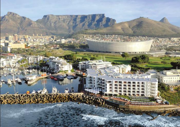 Cape Town Radisson Blu Waterfront