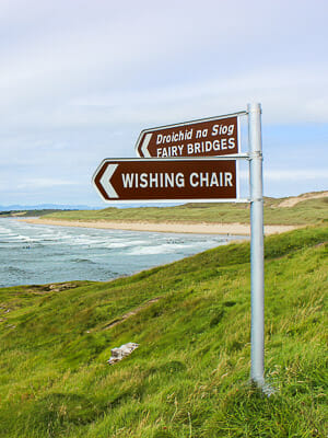 Ireland Wishing Chair & Fairy Bridges