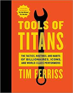 Book: Tools of Titans