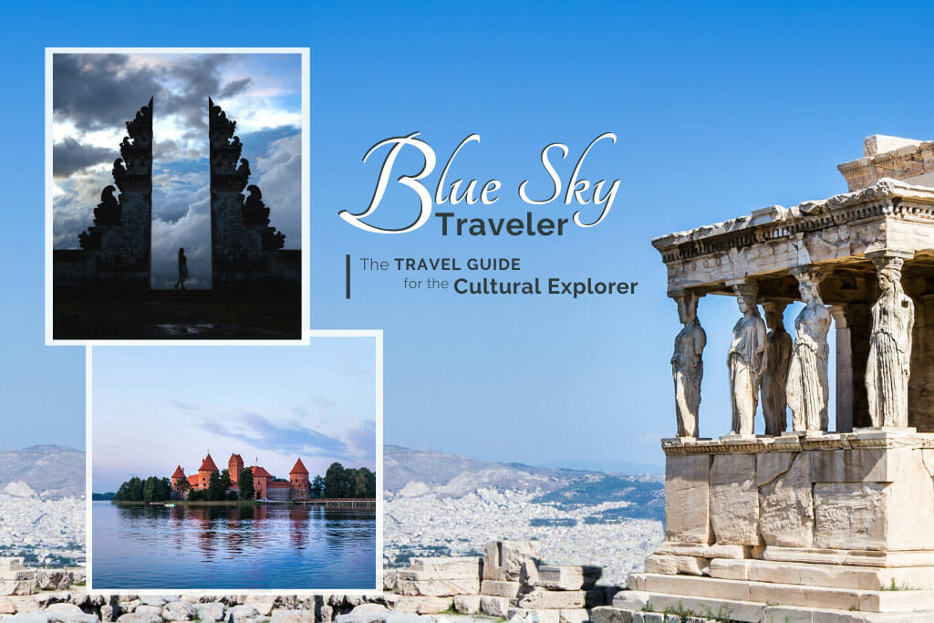 Travel Guide for the Cultural Explorer